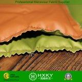Tessuto senza giunte del rivestimento del poliestere per il rivestimento di inverno