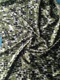 Напечатанная Silk сатинировка в малых камнях