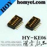 Глубокий переключатель высокого качества/переключатель Dail/микро- переключатель (HY-KE04)