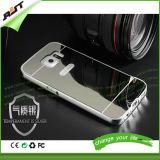 Cas de galvanoplastie de téléphone cellulaire de couleur de luxe de qualité