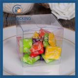 Centro comercial de plástico transparente Pet Packaging cajas para regalos (CMG-PVC-028)
