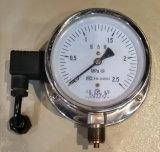 シリコーン油で満ちるAnti-Vibrationステンレス鋼の圧力計