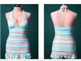최신 인기 상품에 의하여 분리되는 형식 여자 수영복