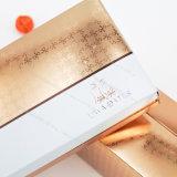 Venda quente e boa qualidade que acendem a caixa de presente de papel