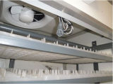Incubateur complètement automatique d'oeufs d'oeufs de Hhd 1584 à vendre Yzite-13