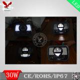 Indicatore luminoso capo di rettangolo LED, indicatore luminoso fuori strada, indicatore luminoso di azionamento per Vechiles fuori strada, Wrangler della jeep (HCW-L301099)