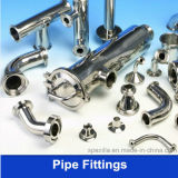 3A SMS A270 Ss304 316L Sanitary Edelstahl Pipe Fittings