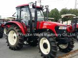 Tracteur à roues par Wd1304 approuvé par CE