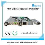 Émetteur et récepteur optique de Sbs 19dBm CATV 1550