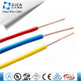 Cer Certificate Approved 0.5mm2 Solid Single Core H05V-U Cable