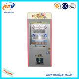 Управляемая монеткой машина подарка крана игры/машина ключа мастерская от Mantong