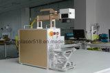 Печатная машина лазера случая мобильного телефона/пластичная машина маркировки лазера