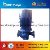 Pompa ad acqua pressurizzata serie dell'ISG