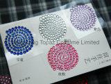 Etiqueta engomada cristalina del Rhinestone de acrílico auto-adhesivo al por mayor (TS-500)