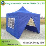 Preiswertes einfaches hohes Zelt des Kabinendach-10X10 mit kundenspezifischem Drucken