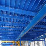 Cremalheira resistente do armazenamento do sótão da construção de aço