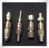 Connecteur rapide pneumatique de l'acier inoxydable Sp/PP