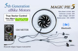 Electric BicycleのためのPie魔法の5 24V/36V/48V 250With500With1000W Brushless DC Motor
