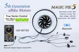Motor sin cepillo mágico de la C.C. de la empanada 5 24V/36V/48V 250With500With1000W para la bicicleta eléctrica