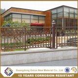 Алюминиевые панели загородки плавательного бассеина, алюминиевая загородка для загородки сада