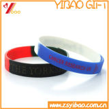 Wristband stampato personalizzato di schiaffo del PVC di marchio per i regali (YB-SL-02)