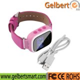 Gelbert Sos Call GSM Locator GPS Tracker Kids Smart Watch