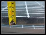 A1011鋼鉄通路の格子