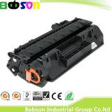 HP Laserjet P2035、P2035np、2055dn、P2055X/400/401dのための工場直売のユニバーサル黒いカートリッジCe505A/05A