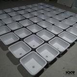 Dissipador de cozinha de superfície contínuo de Undermount dos Olá!-Mac da fábrica de Shenzhen