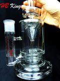 Hb-K5 Pijpen van het Glas van het Water van Perc van het Gat van de trechter de Rokende