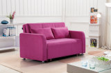 Italienisches Art-Gewebe-Sofa mit Bett