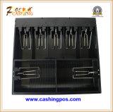 Cajón resistente del efectivo del cajón de gran tamaño del efectivo para los periférico de la posición