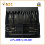 Grande registratore di cassa/cassetto manuale/cassetto resistente contanti della casella per le unità periferiche di posizione