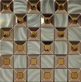 壁のクラッディング(FYMG069)のための建築材料のステンレス鋼のモザイク・タイル