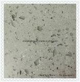 Surface solide blanche Polished de quartz en gros de qualité pour la partie supérieure du comptoir de cuisine