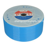 tube pneumatique de couleur de pression de 8mm (orange blue&transparent transparente)