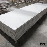 Strato di superficie solido bianco di Corian del ghiacciaio
