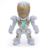 manier Robot en Gemotiveerde MiniSpreker met Draadloze Functie