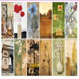 Самомоднейшее покрашенный вручную искусствоо стены печатание холстины картины маслом искусствоа холстины