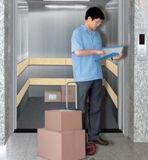 Дешевый подъем груза пакгауза перевозки Roomless машины