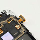 Агрегат цифрователя экрана касания индикации LCD для галактики S4 I9500 Samsung с рамкой