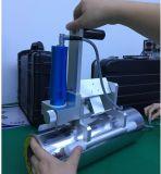 El probador ultrasónico portable de la dureza de Uci para probar el diente del metal flanquea piezas endurecidas caso