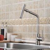 Neues modernes Chrom-einzelner Loch-Wasser-Hahn Hot&Cold Mischer-Küche-Wannen-Messinghahn