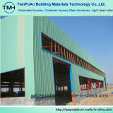 Estructura de acero del taller prefabricado económico del edificio