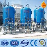 Filtro de areia do aço inoxidável do pré-tratamento da água bebendo