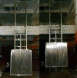 Kleiner elektrischer Waren-Aufzug-Tisch-Führungsleiste-Ketten-Aufzug