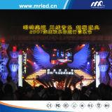 Mrled P5mm farbenreiche Innen Druckguß Aluminium-LED-Schaukasten-Baugruppe