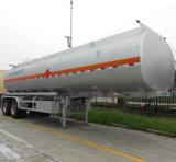 Cimc 아주 새로운 반 30000L 2 차축 연료 탱크 트레일러