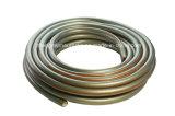 1/2 '' 20m PVC manguera de jardín y válvula de agua (bronce macho y hembra)