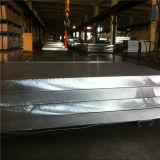 6061 ألومنيوم صفح لأنّ لوح من سكك الحديد عربة حمّالة